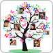 Tree Collage Photo Maker by Photo Video Studio