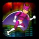 Fast Running Super Hero by adrastea GmbH & Co. KG