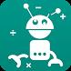 Robot Calculator by Buzzard