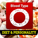 Best Blood Type O: Food Diet & Personality by cylonblast