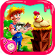 Chicken and Duck Breeding Farm-A Poultry Eggs Game by kiddy kitchen games