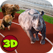 Wild Animal Racing Fever 3D by PlayMechanics
