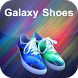 Galaxy Shoes Tutorial by Rainbow Loom