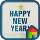 HAPPY NEW YEAR dodol theme by Camp Mobile for dodol theme
