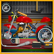 Motorbike Factory –Motor world by FrolicFox Studios