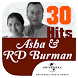 30 Hits Asha Bhosle & R D Burman Old Hindi Songs by Universal Music India