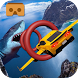 VR Hungry Shark Flying Car 3D by VR Games Studio
