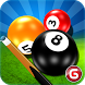 Real Snooker Billiard: 8 Ball by gunner'sgames: combat commando action games