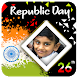 Republic Day 26 January Frames by Mango Apps Studio