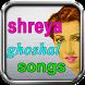 Shreya Ghoshal Songs by ats store