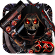 Blood Reaper 3D Skull Theme by Elegant Theme