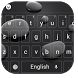 Black Classic Keyboard Theme for Huawei Mate 10 by Theme Design Dreamer