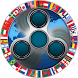 World Flags Fidget Spinner HD Live Wallpapers by Dream Team Apps Design