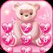 Pink Girly Lock Screen by MacZack Team