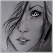 Pencil Sketch Drawing by Sachines