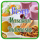 Resep Masakan Indonesia by Bagja Studio