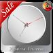 silvery white | Xperia™ Theme