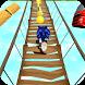 Super Sonic Jungle Adventure Run by hamza apps