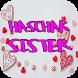 Slumber Party HASCHAK SISTERS by Intan - App Studio