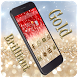 Gold Brilliant Jewellery Theme by Free Android Themes
