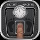 Weight Machine Scanner Prank by Solitude Prank Suit