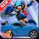 Super Robot Cotobot Car Racing Game