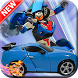 Super Robot Cotobot Car Racing Game by Gocap Digital