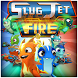 Super Slugs Jet Fire by Bebelove