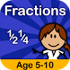 Fractions Decimals Percentages by Hyperion Games (UK) Ltd