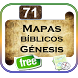 Mapas Bíblicos Génesis Free by Walter César Coronel