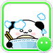 Stickey Naive Baby Panda by Awesapp Limited