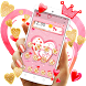 Pink love romantic theme by Christina_Liang