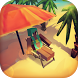 Paradise Island Craft: Sea Fishing & Crafting by Tiny Dragon Adventure Games: Craft, Sport & RPG