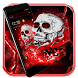Red Skull by Cool Theme Love