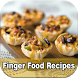 Finger Food Quick Recipes by stars studio