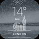 Clock & Weather - Cloud Widget by Applock Security