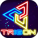 Trigon Spin - The space invade