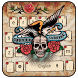 Skull Keyboard by Remote design studio