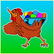 Easter Color Eggs Game by Arabroid