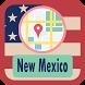 USA New Mexico Maps