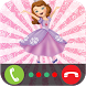 Fake Call From Sofia Princess by Androfly Dev