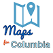Maps for Columbia by Bin Chan