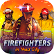 Firefighters in Mad City (Stop Fire in Grand Town)