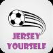Football Team Jersey Yourself by Christodev