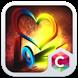 Colorful Heart Unique Theme HD by Best theme workshop