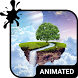 Paradise Animated Keyboard by Wave Keyboard Design Studio
