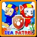Paw Puppy Sea Patrol by Padi Creativ studio