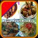 Aneka Resep Ayam Rica Rica