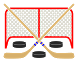 Three Puck Hockey by Cogitate Inc