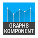 Graphs Komponent by Arunkumar